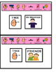 Who Do You See On Valentine's Day? Interactive Book with worksheets