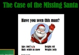 Who Dun It Mystery: The Case of the Missing Santa!
