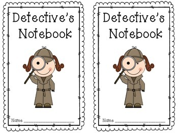 Who Dunnit? Detective-Themed Math & ELA Activities for Primary Grades