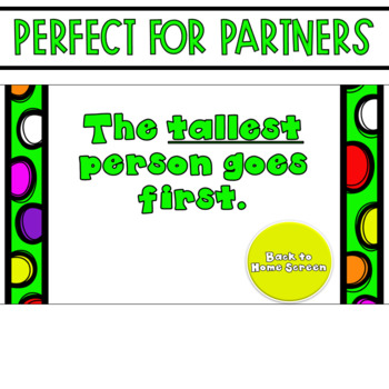 Who Goes First 18 Ways to Pick the First Partner