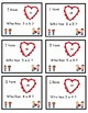Valentine's Day Fun: Who Has My Heart? (Multiplication Facts)