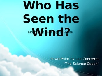 """Who Has Seen the Wind?"" Poem"