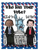 Who Has Your Vote? USA Presidential Election 2012