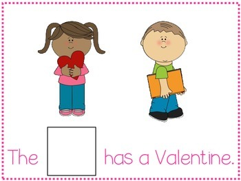 Who Has a Valentine?