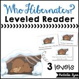 Who Hibernates Emergent Reader