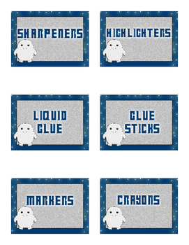 Who Inspired Adipose Label Set