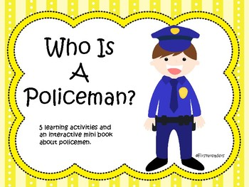 Who Is A Policeman?