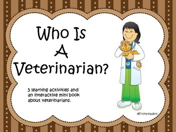 Who Is A Veterinarian?