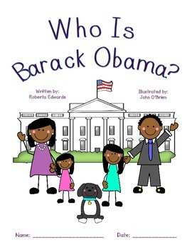 Who Is Barack Obama?  Reading Guide