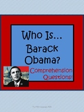 Who Is Barack Obama? biography by Roberta Edwards Comprehe