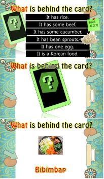 Who Is Behind The Card? Part 2