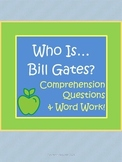 Who Is Bill Gates? Biography by Demuth Comprehension Works