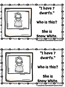 Who Is This?  (A Sight Word Emergent Reader)