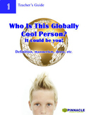 1 Who Is This Globally Cool Person? What Does It Mean To B