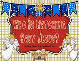 Who Is Watching Baby Jesus? Game
