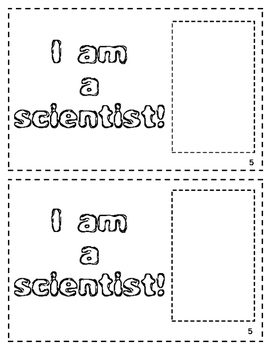 Who Is a Scientist?--Interactive Book