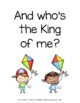 Who Is the King of the Jungle Sing-Along Book