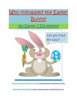 Who Kidnapped the Easter Bunny? - CER