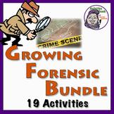 Super Saver GROWING Bundle - Forensic Science - 26% Savings on 19 Activities!