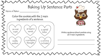 Who Knows About...Sentences