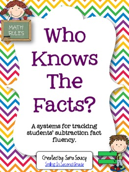 Who Knows the Subtraction Facts?