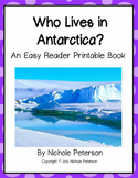 Who Lives in Antarctica?