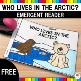 Who Lives in the Arctic? Free Emergent Reader