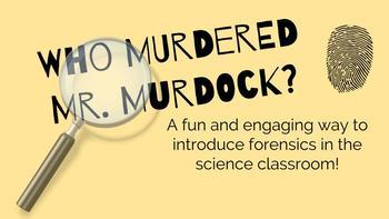 Who Murdered Mr. Murdock