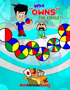 "Who ""Owns"" the Circle {Fraction Game}"