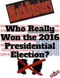 Who REALLY Won the 2016 Presidential Election: Statistics & Civics