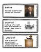 Who Really Created Democracy Readygen Vocabulary Cards Grade 3