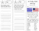Who Really Created Democracy Trifold - ReadyGen 2016 3rd Grade Unit 4 Module B