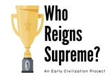 Who Reigns Supreme? An Early Civilization Project