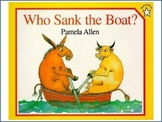 Who Sank The Boat - Musical Instruments
