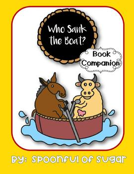Who Sank the Boat? (Story Companion)