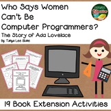 Who Says Women Can't Be Computer Programmers? 19 Extension Activities