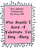 Who Should I Send A Valentine To?  Music Sing Along mp4 File