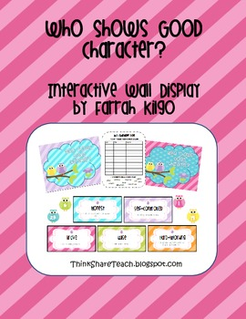 Who Shows Good Character Stripes and Dots