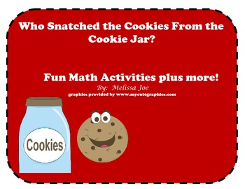 Who Snatched the Cookies From the Cookie Jar?