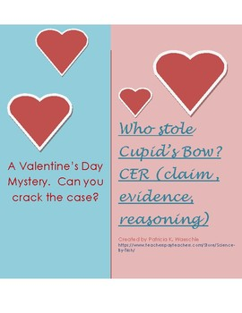Who Stole Cupid's Bow? - CER