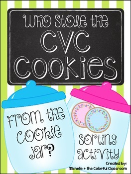 Who Stole the CVC Cookies from the Cookie Jar?