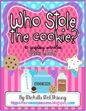 Who Stole the Cookie? {10 Graphing Activities} 1.MD.4
