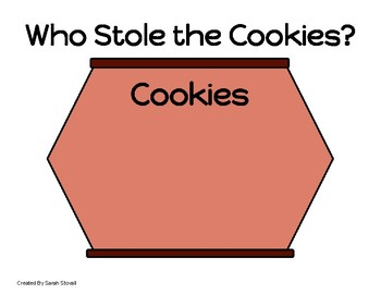 Who Stole the Cookies?