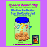 Who Stole the Cookies?  Articulation Symbol Stories by Spe