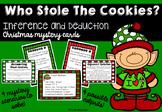 'Who Stole the Cookies?' Christmas Inference and Deduction Reading Mystery