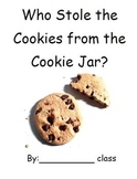 Who Stole the Cookies - Class book / Transition activity