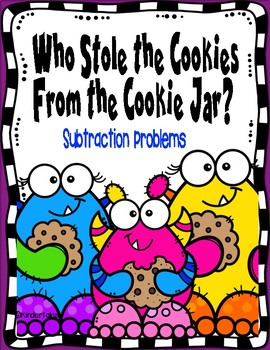 Who Stole the Cookies? Subtraction Game