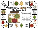 Who Stole the Cookies from the Cookie Jar?--Proper Nouns Game