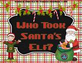 Who Took Santa's Elf? Game