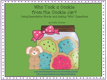 Who Took a Cookie from the Cookie Jar?